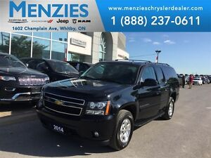 2014 Chevrolet Suburban LT, Nav, Bluetooth, Backup Camera