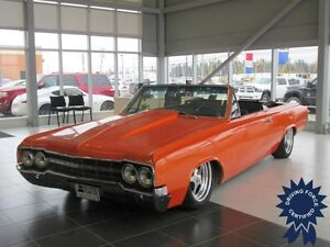 1965 Oldsmobile Cutlas - Leather Seats, 9,942 KMs, Antique Car