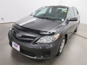 2013 Toyota Corolla LE! HEATED SEATS! ONLY 78K! SAVE!
