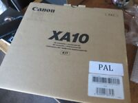 Complete 3 CANON camera video kit + Extras