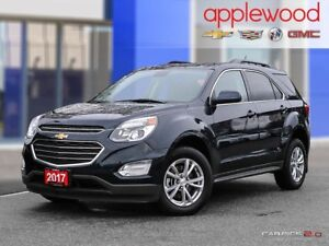 2017 Chevrolet Equinox LT AWD, WI-FI, SUNROOF, LOTS OF EXTRAS