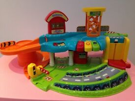 Toot Toot Garage bundle by Vtech