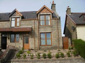 FULLY FURNISHED 2 BEDROOM FLAT FOR RENT IN FRASERBURGH