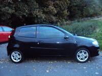 2005 55 FIAT PUNTO 1.2 ACTIVE SPORTING FSH, LONG MOT, LOVELY LITTLE CAR