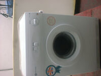7kg White Knight Tumble Dryer vented