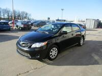 2012 Toyota Corolla CE AUT AIR PORTES BLUETOOTH ONE OWNER NEVER
