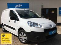 Peugeot Partner 1.6 HDi Professional L1 850 4dr 2015 - Peugeot Warranty