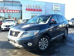 2016 Nissan Pathfinder SL V6 4x4 at