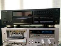 Pioneer PD-8700 CD player