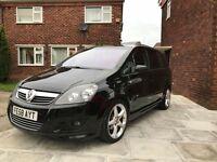 Vauxhall Zafira SRI with XP Pack