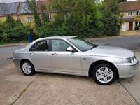 2004 Rover 75 2.0 automotive very low 58k years mot