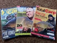 Free stack of fishing magazines