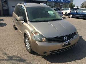 2007 Nissan Quest SL 3.5; DVD, Rear AC & More London Ontario image 7
