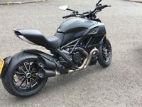 Ducati Diavel Dark Stealth