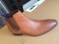 Top man men's Chelsea boots size 10.5-11
