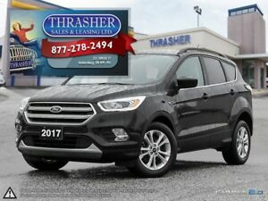2017 Ford Escape SE, AWD, SUNROOF, HEATED SEATS