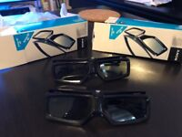 Sony 3D glasses TDG-BT500A (2 pairs)