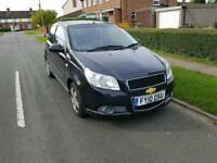 2010 Chevrolet aveo 1.2 (low mileage)