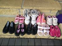 mostly size 7 & 8 last black pair on left are 9s, some never worn, collect Stonehaven