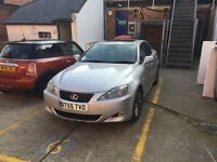 Lexus is 250 automatic full loaded