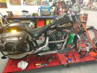 harley davidson softail custom 1340