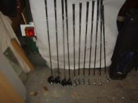 Ram Demon irons 5 tosw 3&5 woods