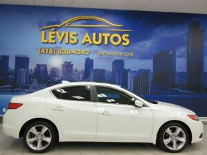 2014 Acura ILX PREMIUM PACKAGE BLANC CUIR TOIT OUVRANT 83100 KM
