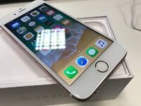 Apple iPhone 6s - 64GB - o2/GiffGaff/Tesco - Rose Gold - 6 Month Warranty With Receipt