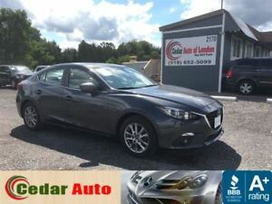 2014 Mazda MAZDA3 GS-SKY Moonroof - Managers Special