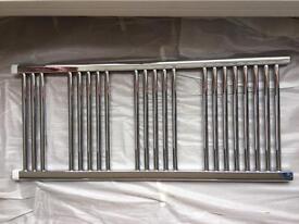 New Stainless Steel / Chrome Ladder Towel Rail
