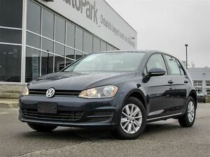 2016 Volkswagen Golf TSI| Heated Seats| Rear View Cam.|