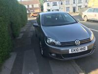 VW GOLF 2.0TDI GT SPORTS 140BHP 2010 not s3 gtd a3 gti