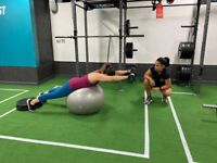 Female Personal Trainer to help you reach your weight loss goal !