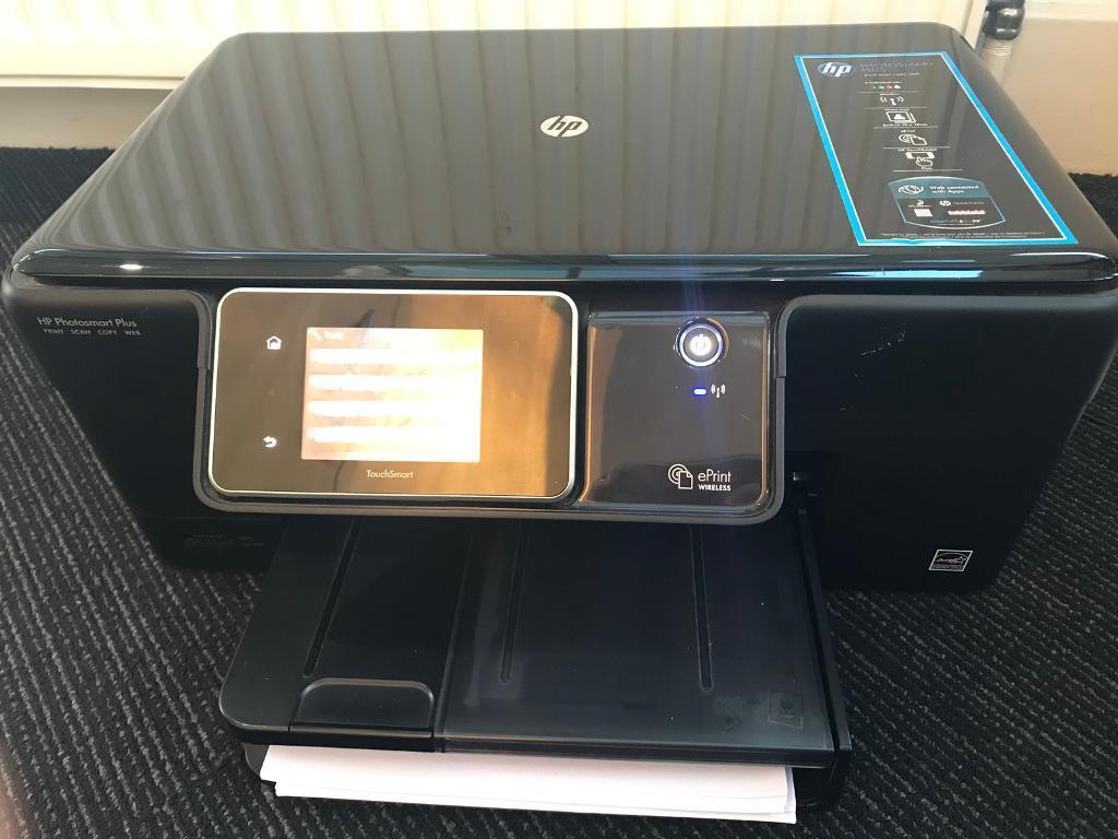 HP Photosmart Plus B210 - printer scanner