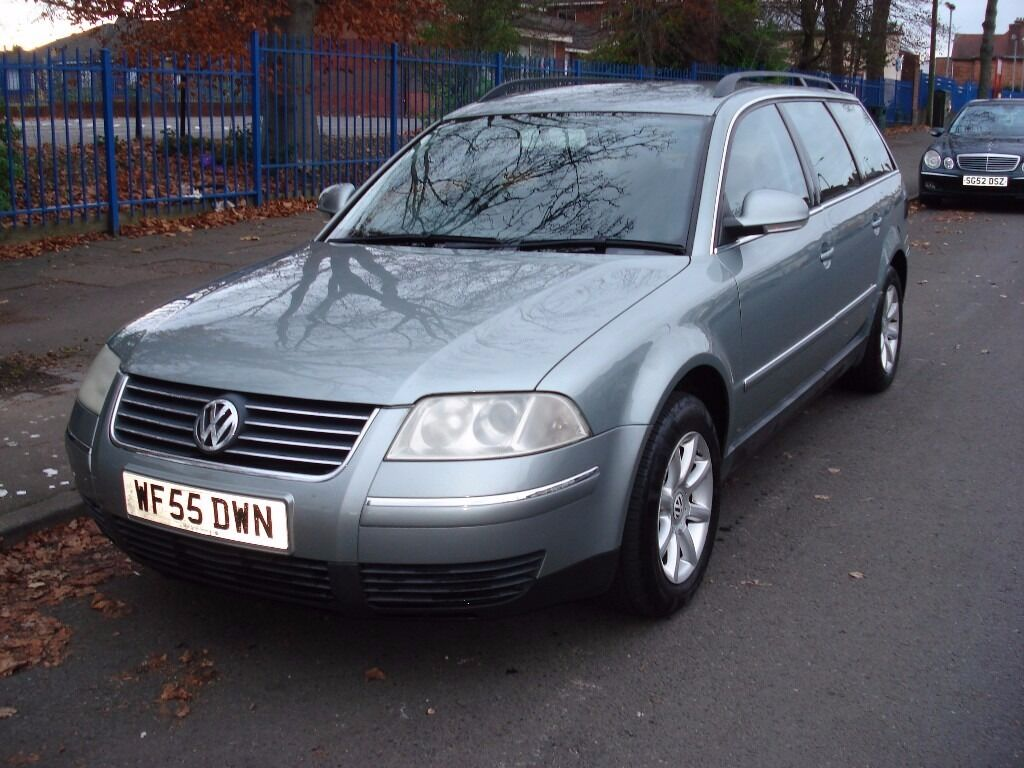 2005 55 reg volkswagen passat 1 9 tdi highline 130 bhp estate showroom condition px possible. Black Bedroom Furniture Sets. Home Design Ideas