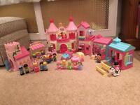 Happyland Fantasy Palace and village
