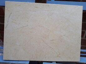 Ceramic Natural Stone Effect Tiles - 4 boxes
