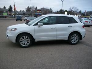 2012 Acura RDX Technology Package (A5)