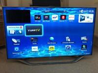 "Samsung 46"" Series 8 Full HD 1080p Smart 3D LED TV Freeview HD & Freesat HD incls 3D glasses"