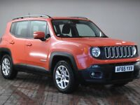 JEEP RENEGADE 1.6 E-TORQ LONGITUDE 5DR (orange) 2015