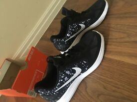Brand new nike trainers size 5.5
