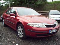 2003 53 Renault Laguna 1.9 dCi Authentique 5dr - *EXCELLENT CONDITION* - CHEAP CAR - PX TO CLEAR