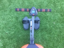 Body sculpture BR1000 rowing machine