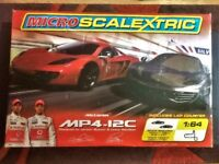 Micro Scalextric - Mclaren MP4-12C - all parts included & spares, all tested