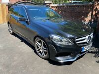 Mercedes-Benz, E CLASS, Estate, 2014, AMG. Auto, 2143 (cc)