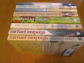 MICHAEL MORPURGO PAPERBACK BOOKS