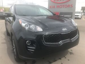 2017 Kia Sportage EX heated seats AWD SUV