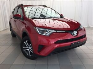 2016 Toyota RAV4 LE AWD Upgrade Package: Bluetooth, Backup Camer
