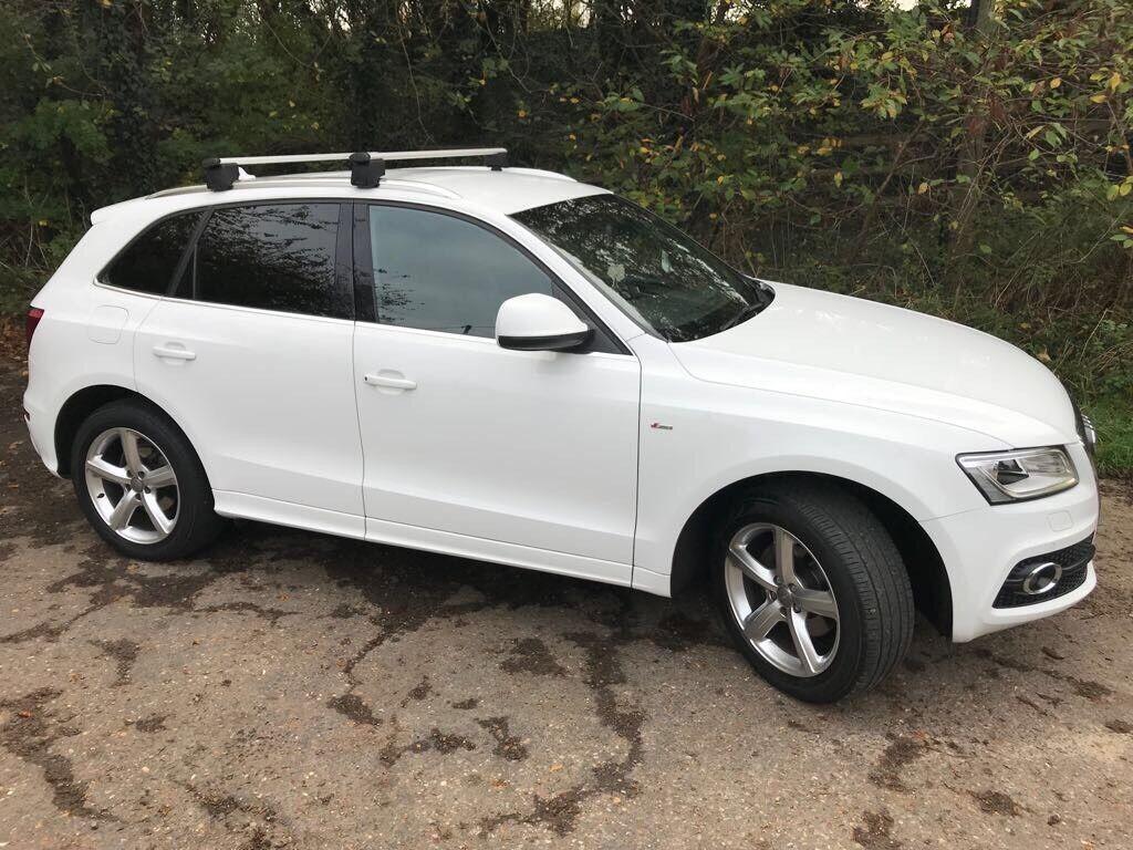 Audi Q5 sline quattro