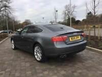 Audi A5 2.0 tdi se and 2015